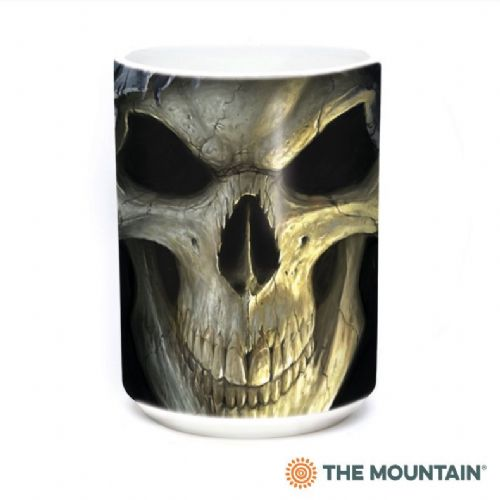 Big Face Death Ceramic Mug | The Mountain®